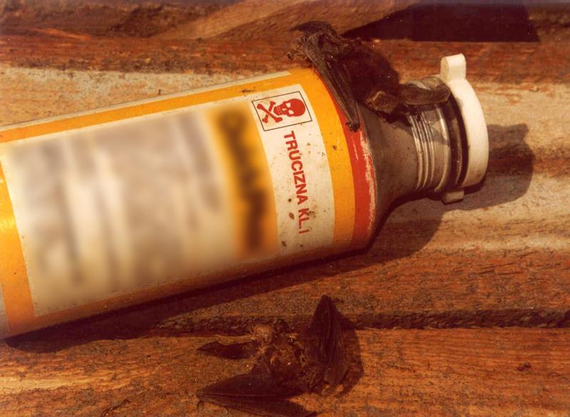 Substancja do impregnacji drewna